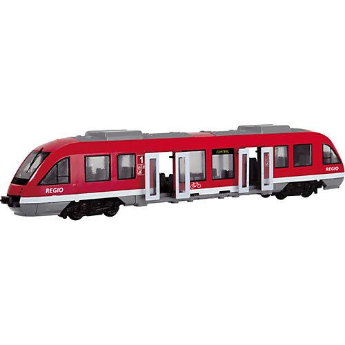 Городской поезд, 1:43, 45см, Dickie Toys от Dickie Toys