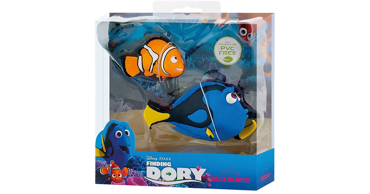 BULLYLAND Comicwelt - Disney Findet Dorie - Geschenk-Set Dorie & Nemo
