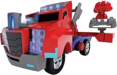 Transformers Optimus Prime Battle Truck