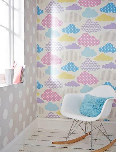 Tapeten kinderzimmer baby  Kinderzimmer Tapeten - Tapeten fürs Kinderzimmer | myToys