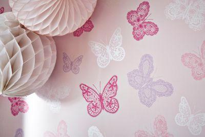 Tapete Schmetterlinge, 10 M X 53 Cm ...