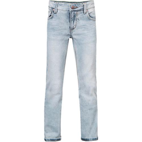 WE Fashion Sweatjeans Slim Fit FLISS Gr. 92 Jungen Kleinkinder | 08718741727705