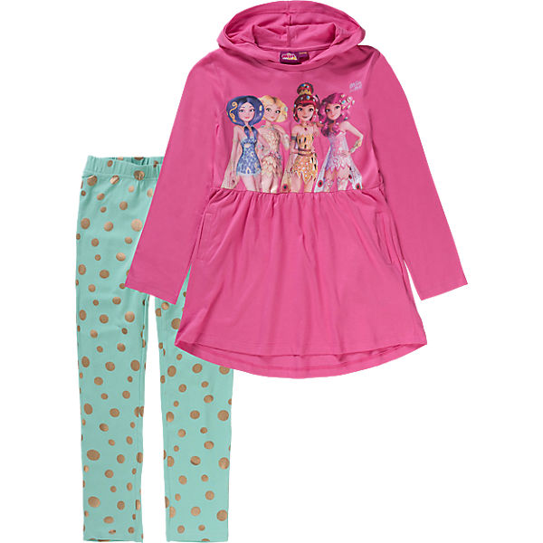 Mia&Me Kinder Set Kleid & Leggings