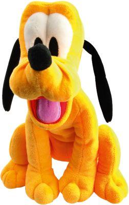 Pluto lacht