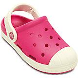 Сабо Kids' Crocs Bump It Clog Crocs, розовый
