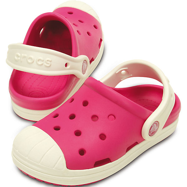Сабо Kids' Crocs Bump It Clog Crocs, розовый