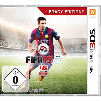 3DS Fifa 15 (Legacy Edition)