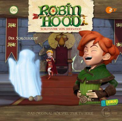 CD CD Robin Hood: Schlitzohr von Sherwood 06 Hörbuch