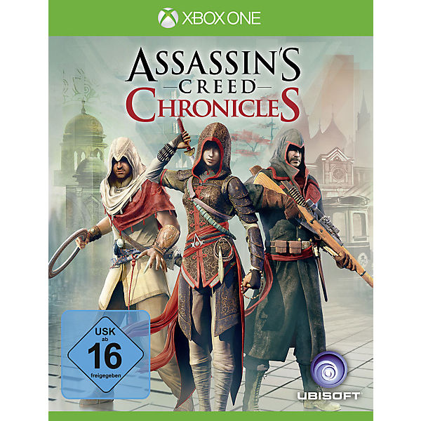 XBOXONE Assassin's Creed Chronicles
