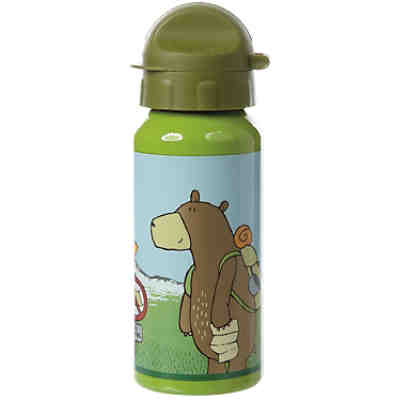 Alu-Trinkflasche Forest Grizzly, 400 ml