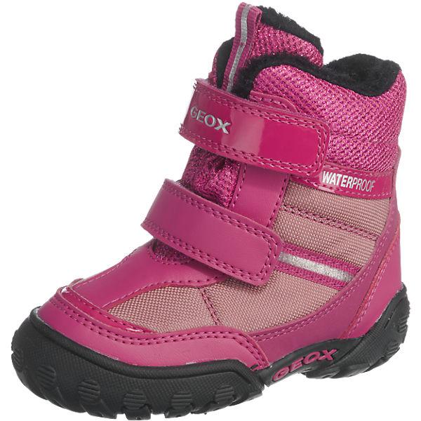 sports shoes 3dad1 0ee02 Winterstiefel für Mädchen, Tex, GEOX