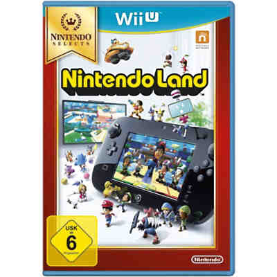 Wii U Nintendo Land (Selects)