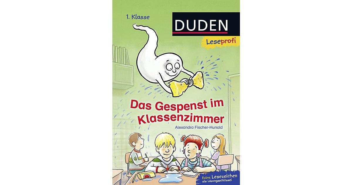 Duden Leseprofi: Das Gespenst im Klassenzimmer,...