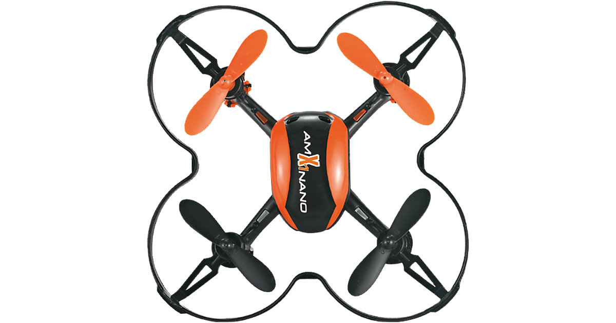Amewi RC Quadrocopter Micro UFO AM X1 Nano 2.4 ...