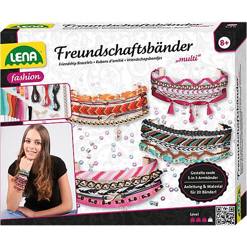 LENA Freundschaftsbänder Multi, groß Sale Angebote Neukieritzsch