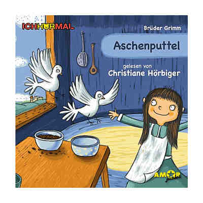 Aschenputtel, 1 Audio-CD