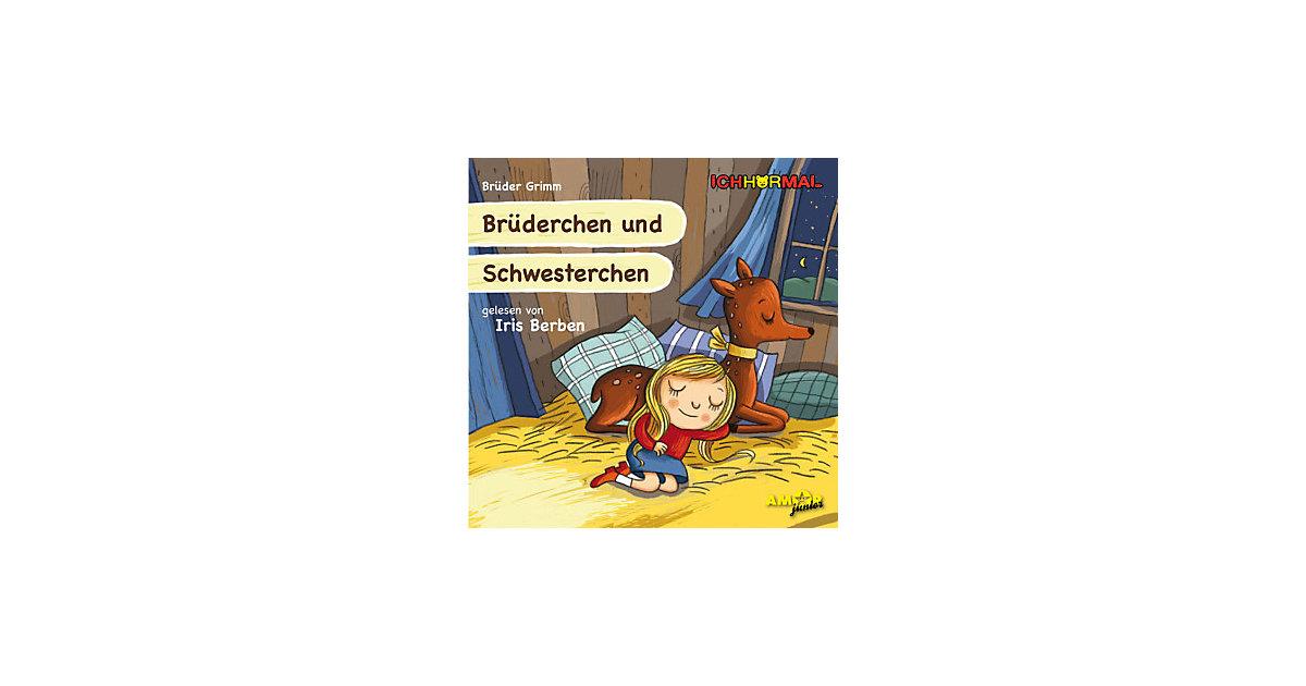 Brüderchen und Schwesterchen, 1 Audio-CD