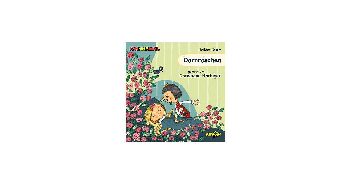 Dornröschen, 1 Audio-CD