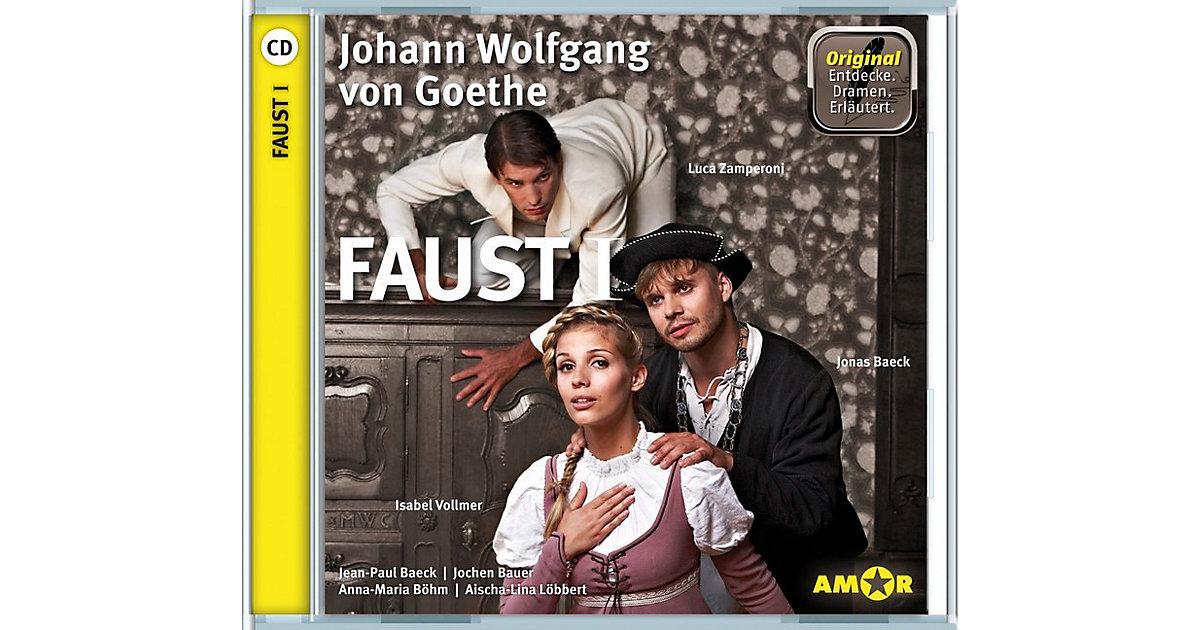 Faust 1, 1 Audio-CD
