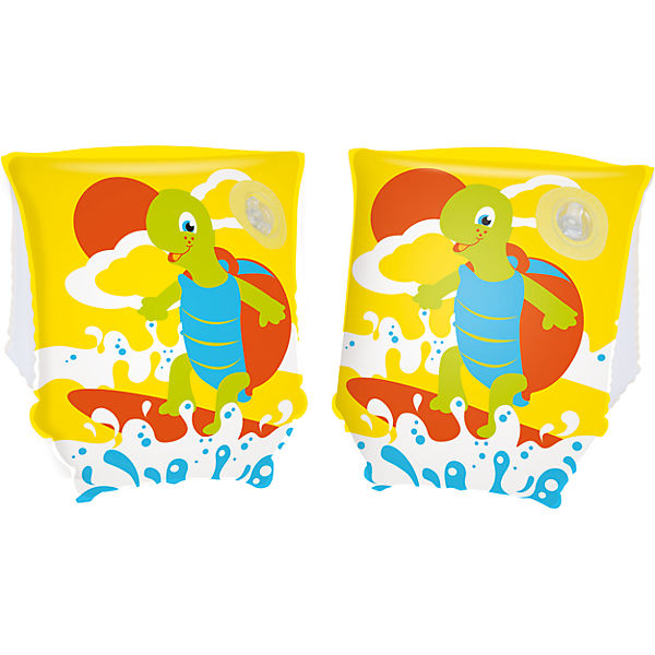 Нарукавники для плавания Черепашки, Bestway
