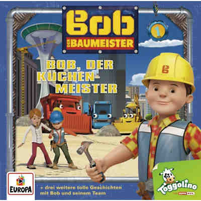 CD Bob der Baumeister Relaunch 1