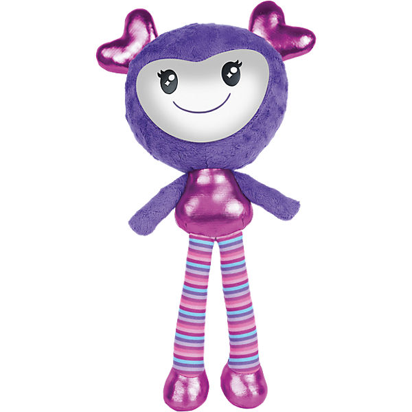 Puppe Brightlings violett, Funktionspuppe