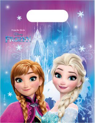Northern Lights Pappteller Frozen Die Eiskönigin 8 Stk 23cm