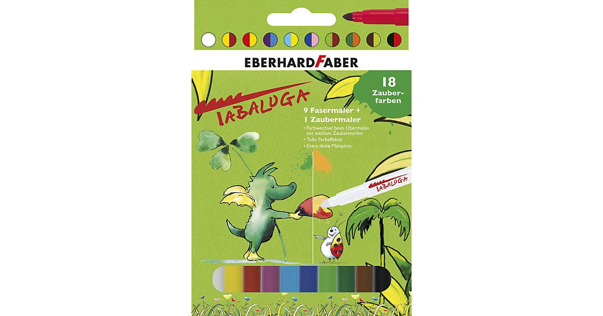 Filzstifte Zaubermaler Tabaluga, 10 Farben