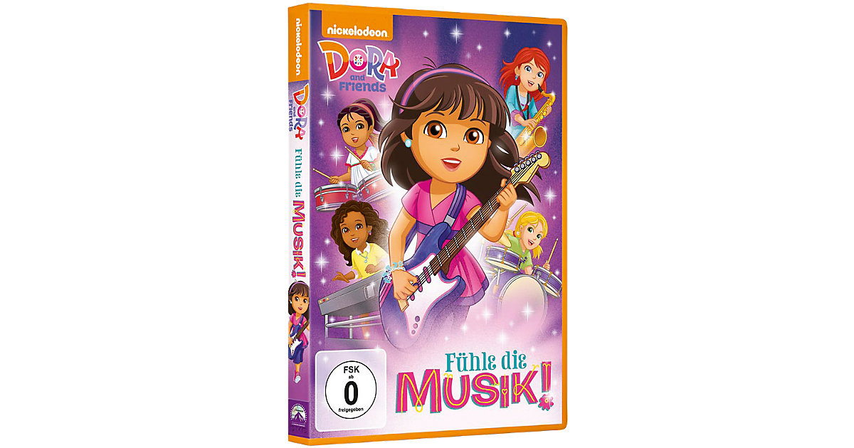 DVD Dora and Friends - Fühle die Musik!