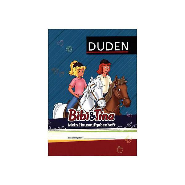 Duden: Bibi & Tina - Hausaufgabenheft, Bibi und Tina   myToys
