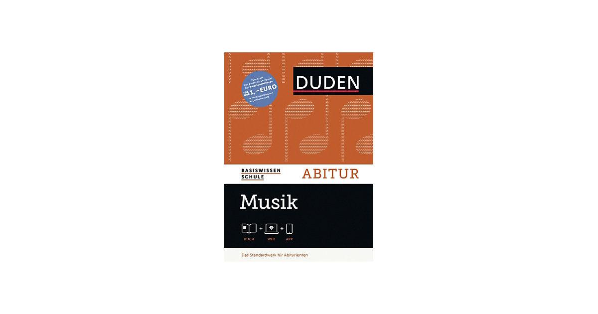 BasisDuden Wissen Schule: Musik Abitur