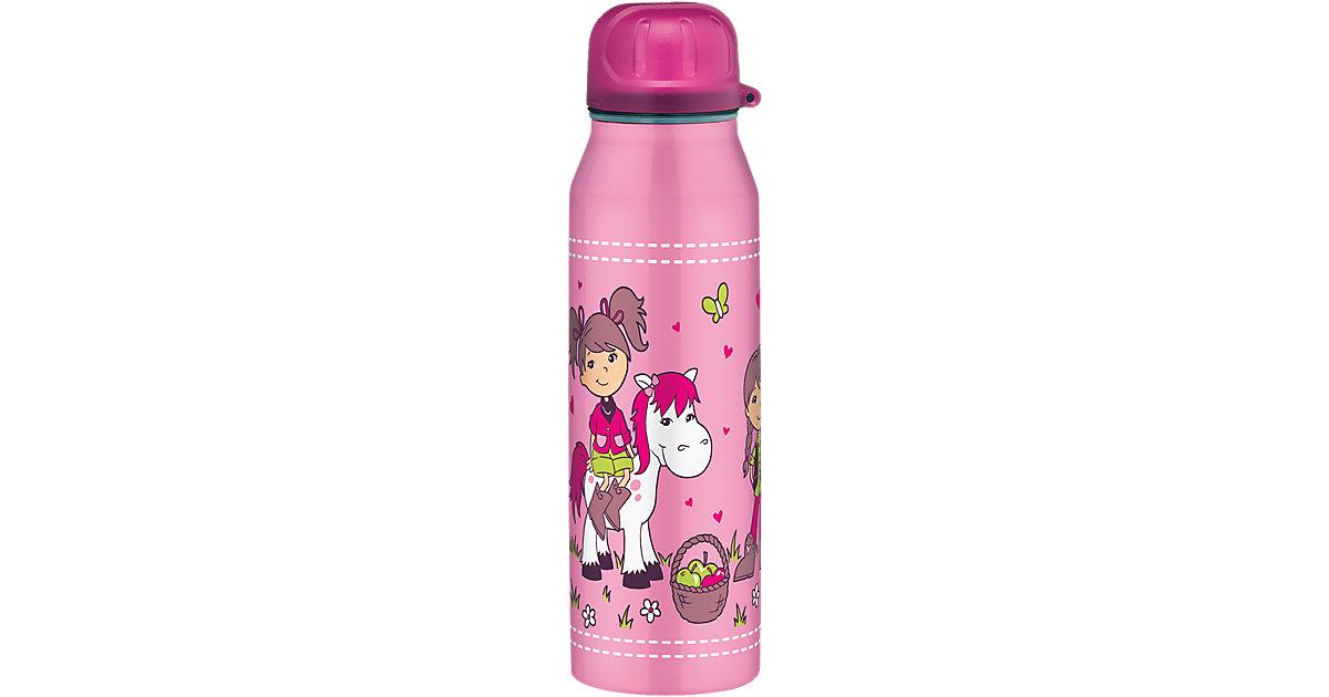Alfi · alfi Trinkflasche isoBottle aus Edelstahl 0,5l, Design: Pony Farm
