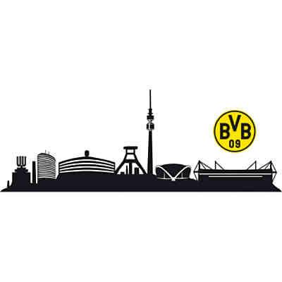 Wandtattoo Bvb Logo Fussballverein Borussia Dortmund