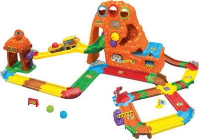 Tut Tut Baby Züge - Bergwerk
