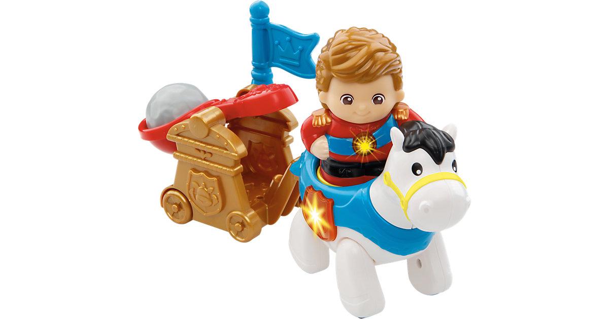 Kleine Entdeckerbande - Prinz Henry mit Pferd