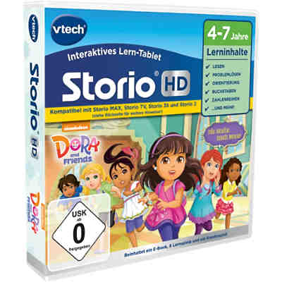 "Storio 2, 3S, Max & TV Storio HD ""Dora and Friends"""