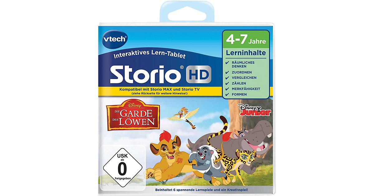 Storio MAX & TV Storio HD Lernspiel ´´Die Garde...