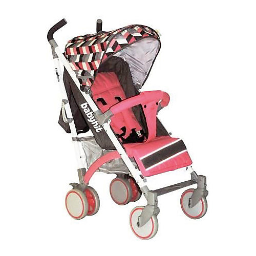 Коляска-трость BabyHit Rainbow, розовый от Baby Hit