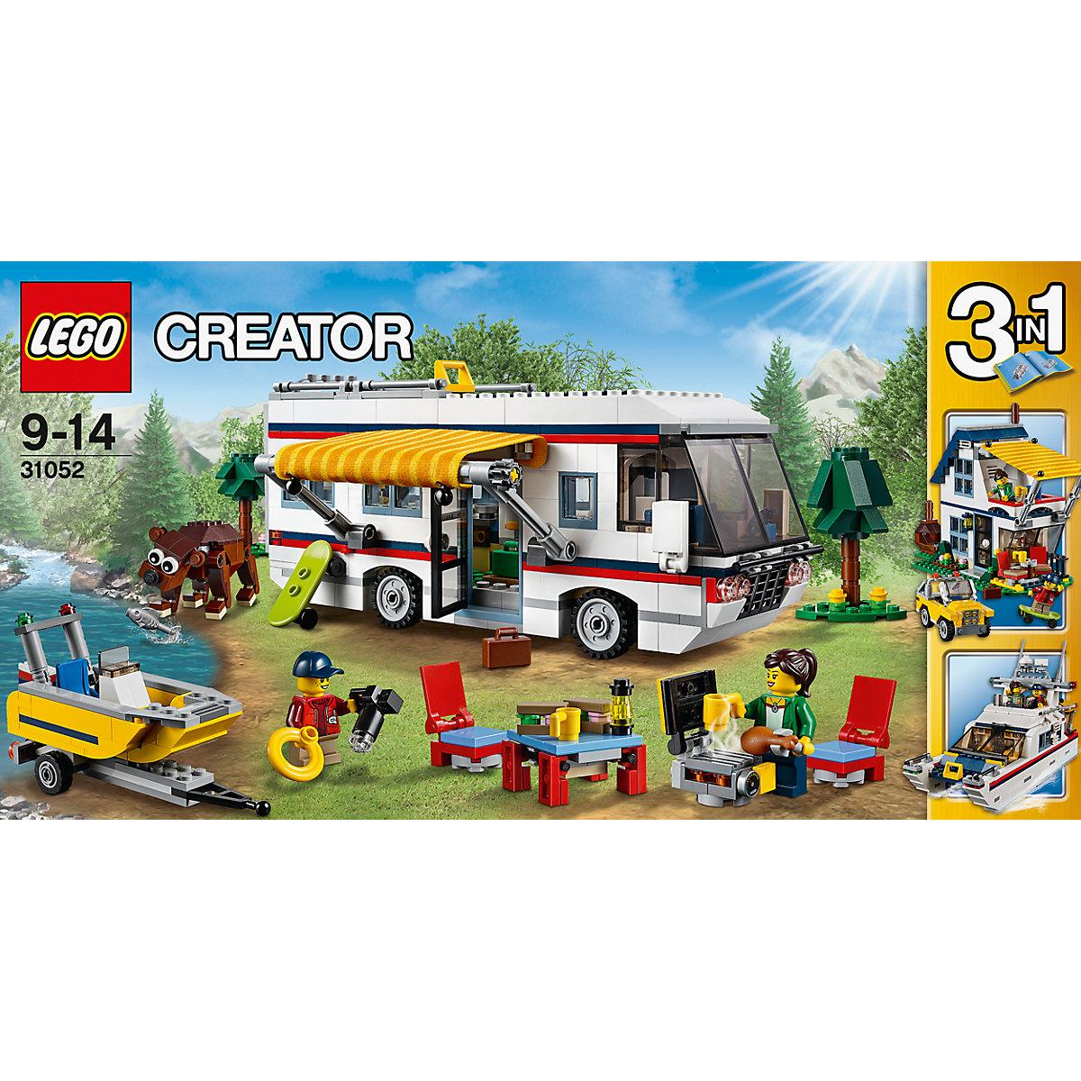 lego 31052 creator urlaubsreisen lego mytoys. Black Bedroom Furniture Sets. Home Design Ideas
