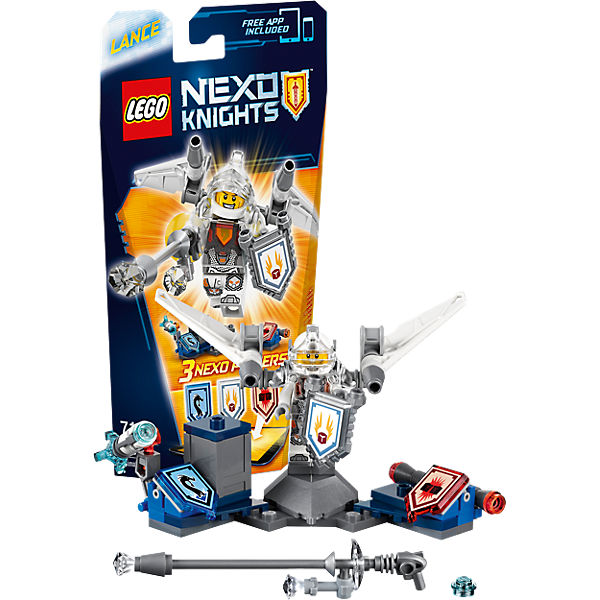 LEGO 70337 Nexo Knights: Ultimativer Lance