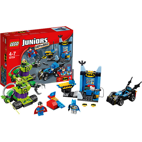 LEGO 10724 Juniors: Batman™ & Superman™ gegen Le..