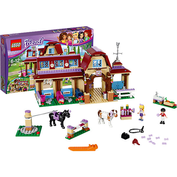 LEGO 41126 Friends: Heartlake Reiterhof