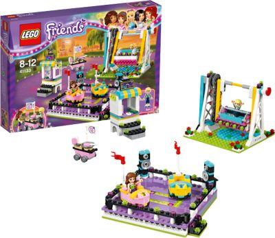 LEGO 41133 Friends: Autoscooter im Freizeitpark