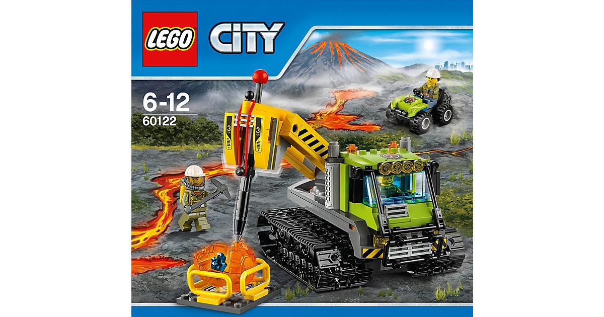 LEGO 60122 City: Vulkan-Raupe