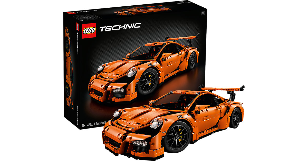 lego technic porsche 911 gt3 rs 42056 preisvergleich. Black Bedroom Furniture Sets. Home Design Ideas