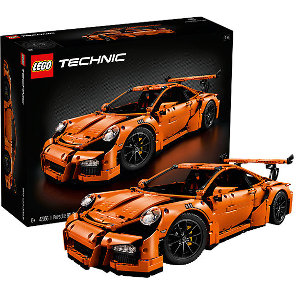 lego 42056 technic porsche gt3 rs lego technic mytoys. Black Bedroom Furniture Sets. Home Design Ideas