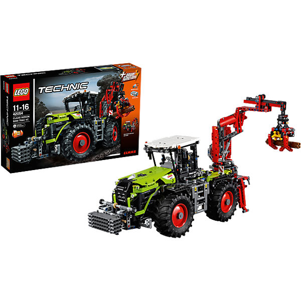 lego 42054 technic claas xerion 5000 trac vc lego mytoys. Black Bedroom Furniture Sets. Home Design Ideas