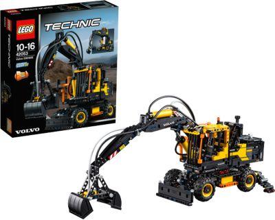 LEGO 42053 Technic: Volvo EW160E