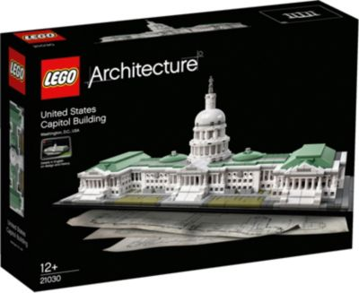 LEGO 21030 Architecture: Das Kapitol