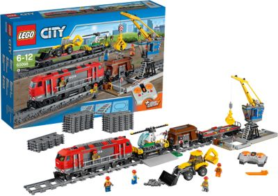 LEGO 60098 City: Schwerlastzug